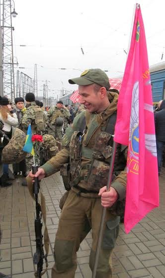 У Львівську область приїхало більше сотні прикордонників із передової (ФОТО), фото-1