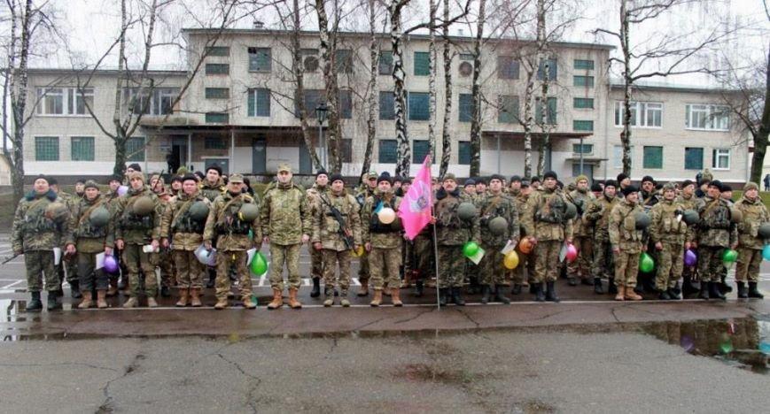 У Львівську область приїхало більше сотні прикордонників із передової (ФОТО), фото-8