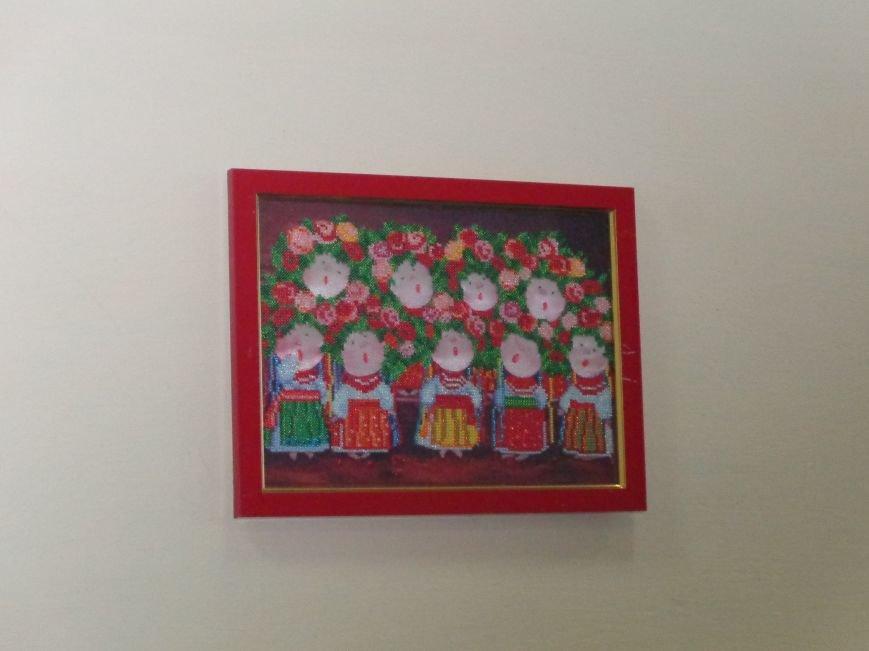 В Красноармейске открыта чудо-выставка, приуроченная к 8 марта (фото) - фото 4