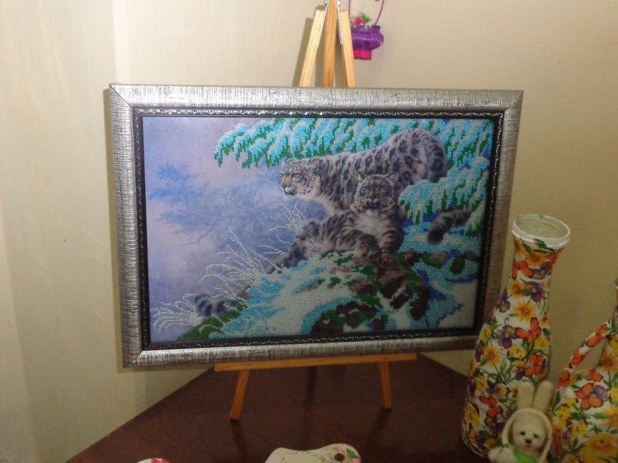 В Красноармейске открыта чудо-выставка, приуроченная к 8 марта (фото) - фото 6