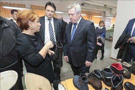 Василий Голубев поздравил с 8 марта донских бизнес-леди (фото) - фото 3