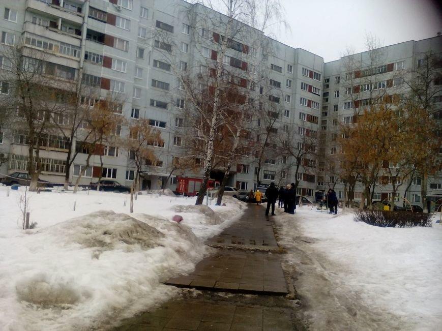 В Заволжье оцепили жилой дом. ФОТО, фото-2