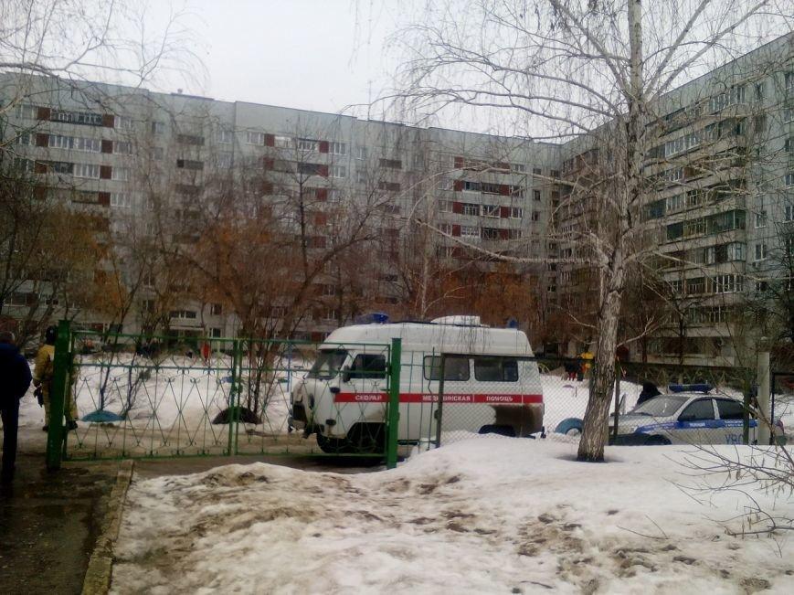 В Заволжье оцепили жилой дом. ФОТО (фото) - фото 1