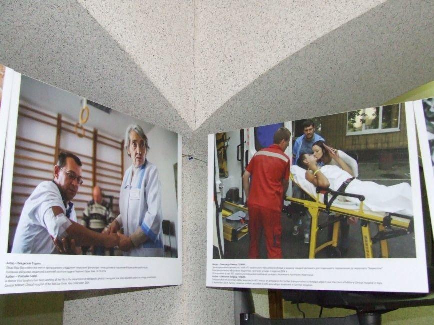 Белоцерковская фотовыставка «Женщины и конфликт в Украине» (фото) (фото) - фото 11