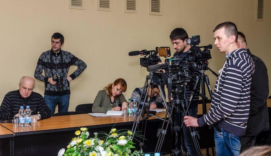 Белоцерковская фотовыставка «Женщины и конфликт в Украине» (фото) (фото) - фото 3