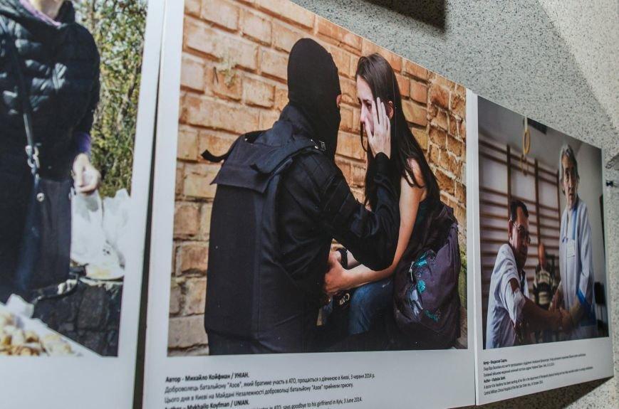 Белоцерковская фотовыставка «Женщины и конфликт в Украине» (фото) (фото) - фото 9