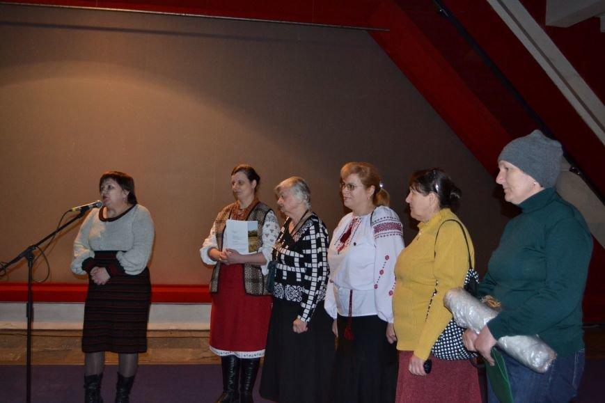 В Музее истории Днепродзержинска открылась выставка украинской вышивки, фото-1