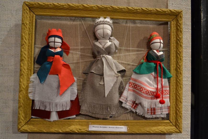 В Музее истории Днепродзержинска открылась выставка украинской вышивки, фото-15