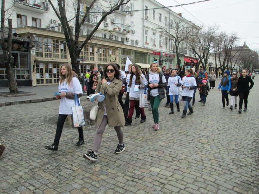 1ecc4a706aec51893d0e66123f3e5ca2 Одесситки выступили против насилия