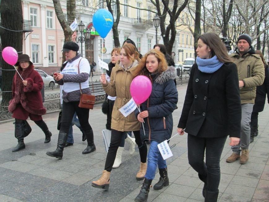 26a9c640ce229fece3d05b72daa036dd Одесситки выступили против насилия