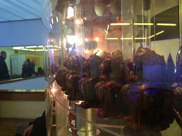 Солодощі та гігантська шоколадна фігура шахового коня:  у Львові стартувало Національне Свято Шоколаду (фото) - фото 2