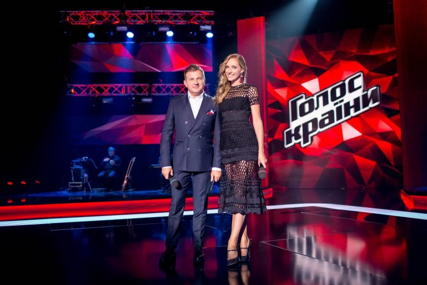 Юрій Горбунов та Катя Осадча Голос країни