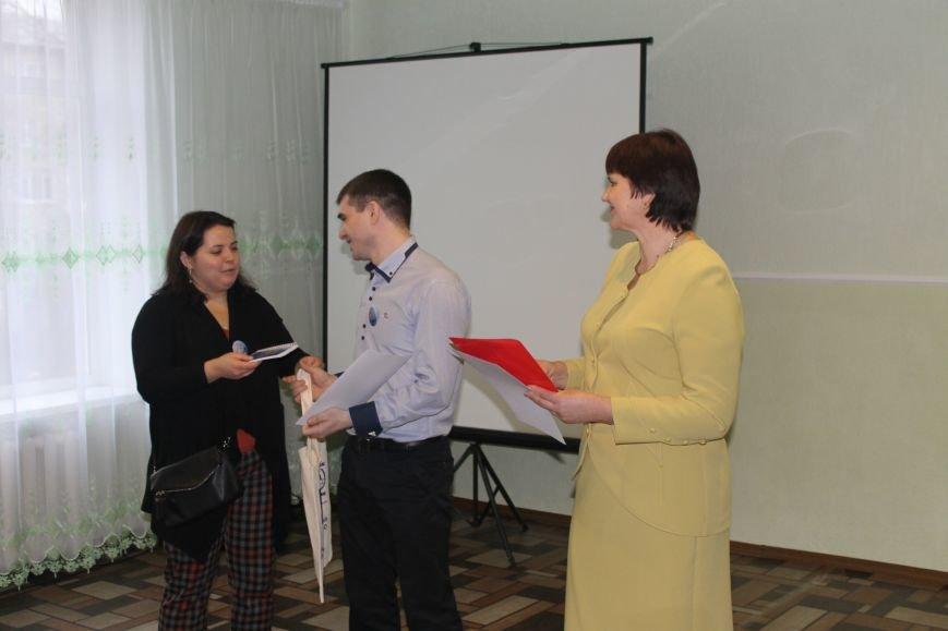 В Добропольской музыкальной школе состоялось открытие восстановленного актового зала, фото-20