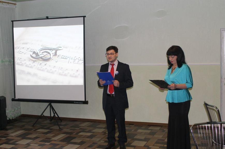 В Добропольской музыкальной школе состоялось открытие восстановленного актового зала, фото-15