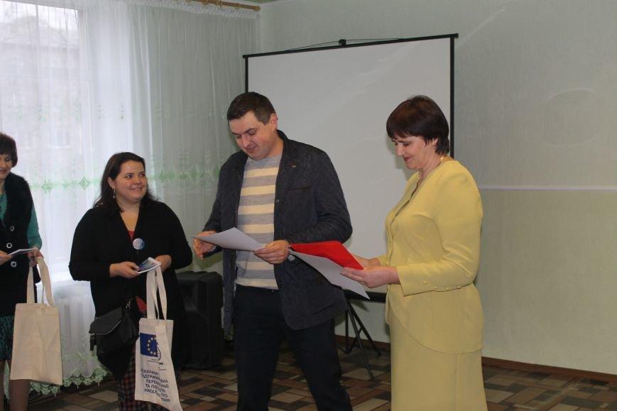 В Добропольской музыкальной школе состоялось открытие восстановленного актового зала, фото-19