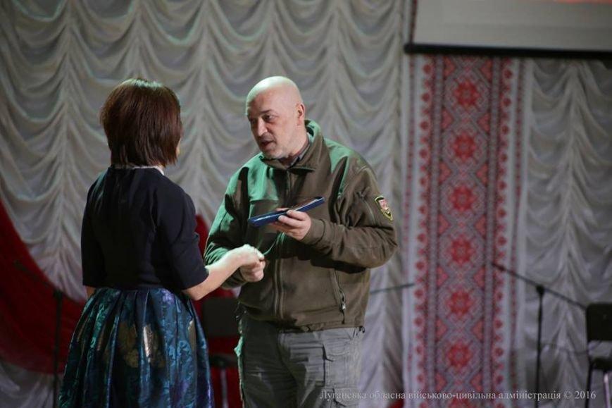 Губернатор Луганщины поздравил женщин с Международным праздником (ФОТО), фото-4