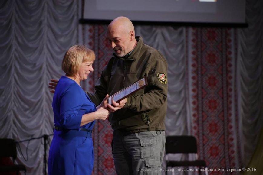 Губернатор Луганщины поздравил женщин с Международным праздником (ФОТО), фото-3