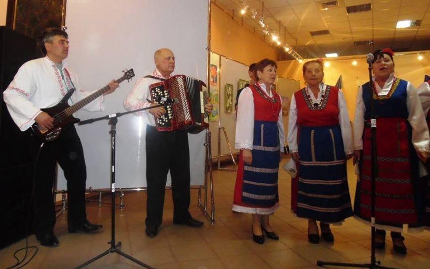 Дни болгарской культуры в Бердянске завершились праздничным концертом (фото) - фото 13