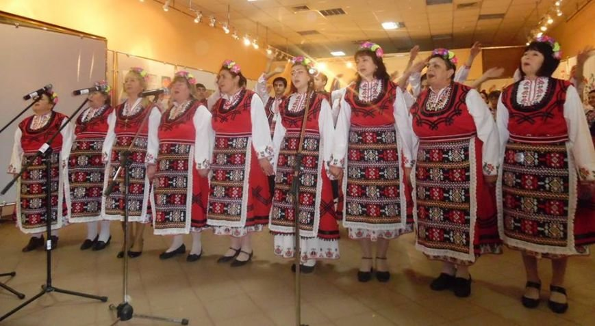 Дни болгарской культуры в Бердянске завершились праздничным концертом (фото) - фото 16