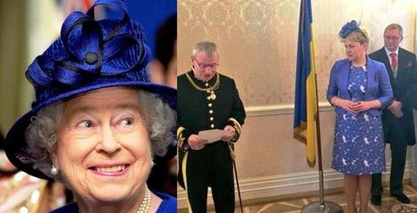 Макеевчане, а вы видели? В соцсетях обсуждают шокирующий наряд посла Украины в Великобритании (фото) - фото 4