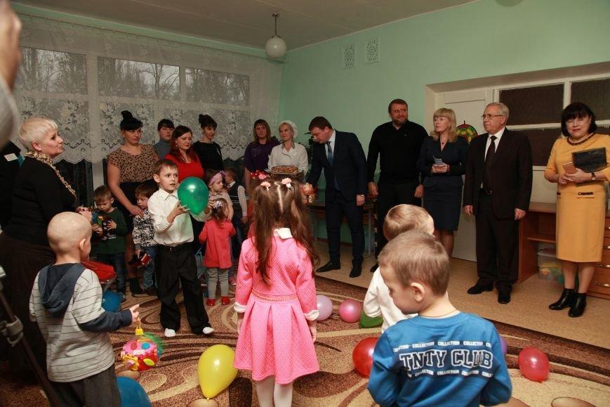 В Кривом Роге создана первая круглосуточная группа в детском саду, где родители, работающие в ночную смену, могут оставить детей, фото-2