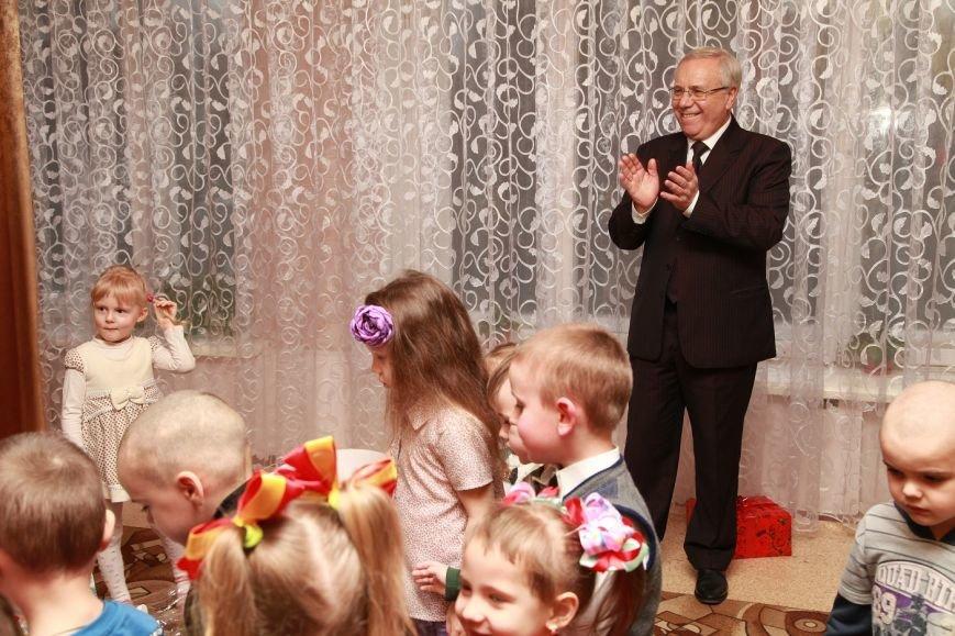 В Кривом Роге создана первая круглосуточная группа в детском саду, где родители, работающие в ночную смену, могут оставить детей, фото-3