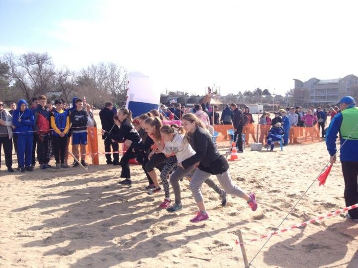 Финиш! В Анапе подвели итоги забега по песку (фото) - фото 1