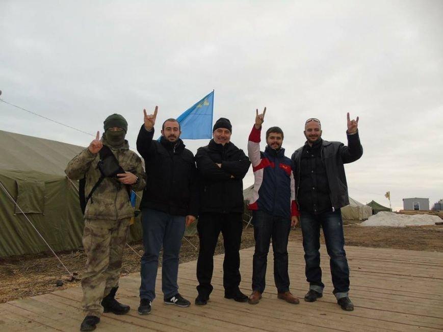 Турция готовит боевиков на Украине с целью захвата Крыма (ФОТО) (фото) - фото 1
