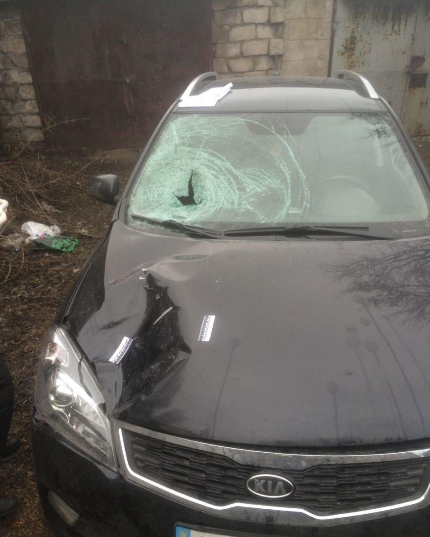 На трассе Днепродзержинск-Аулы произошло смертельное ДТП: водитель сбил женщину и скрылся, фото-2