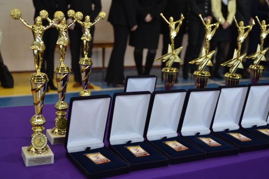В Днепродзержинске проходит чемпионат Украины по черлидингу, фото-3