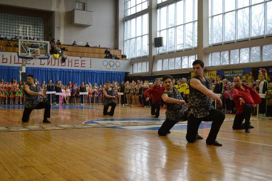 В Днепродзержинске проходит чемпионат Украины по черлидингу, фото-23