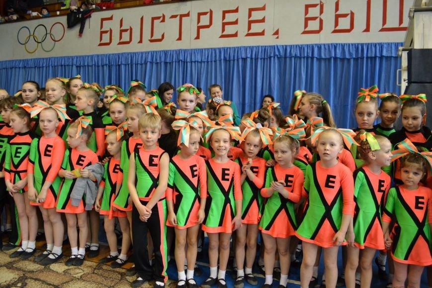 В Днепродзержинске проходит чемпионат Украины по черлидингу, фото-17