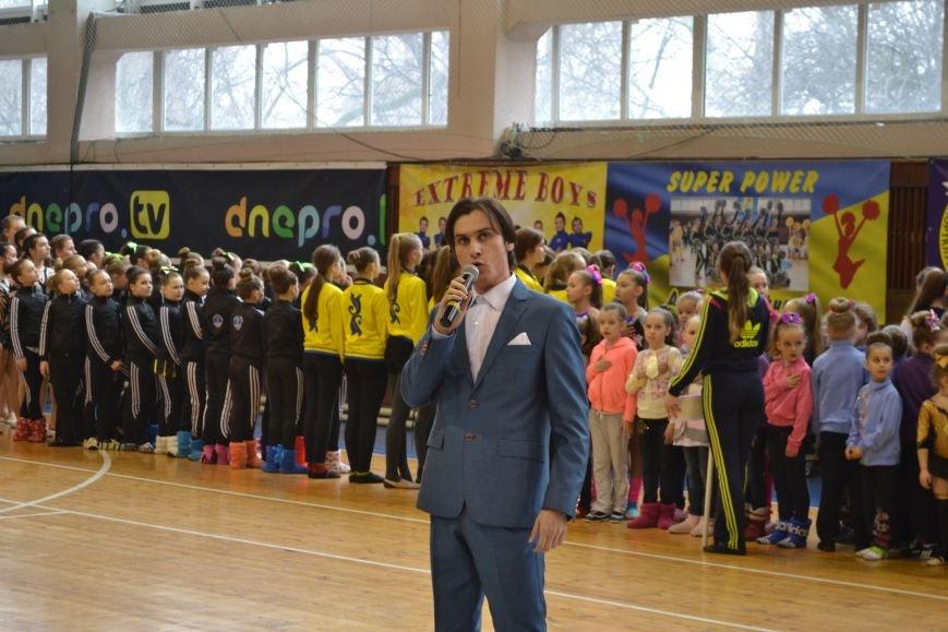 В Днепродзержинске проходит чемпионат Украины по черлидингу, фото-7
