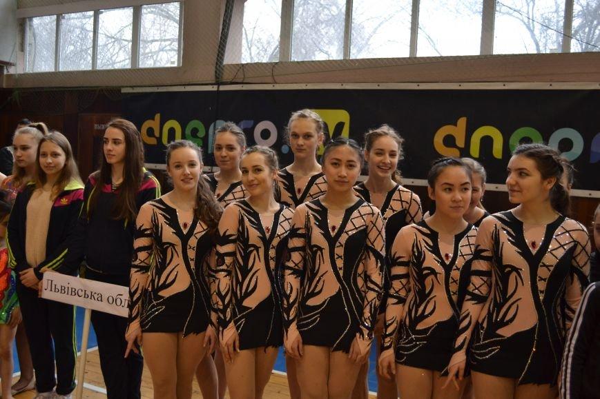 В Днепродзержинске проходит чемпионат Украины по черлидингу, фото-13