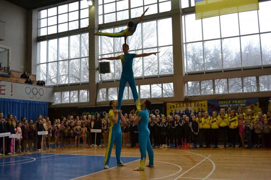 В Днепродзержинске проходит чемпионат Украины по черлидингу, фото-24