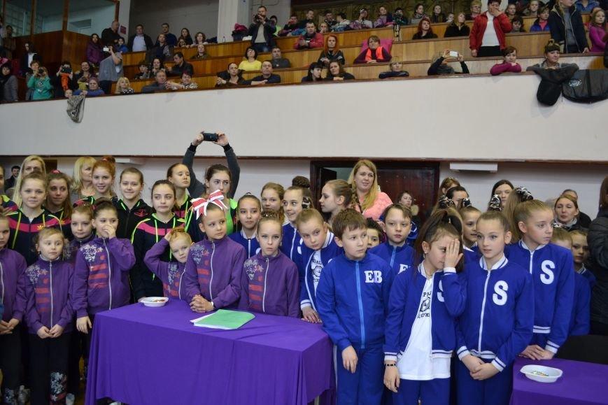 В Днепродзержинске проходит чемпионат Украины по черлидингу, фото-19