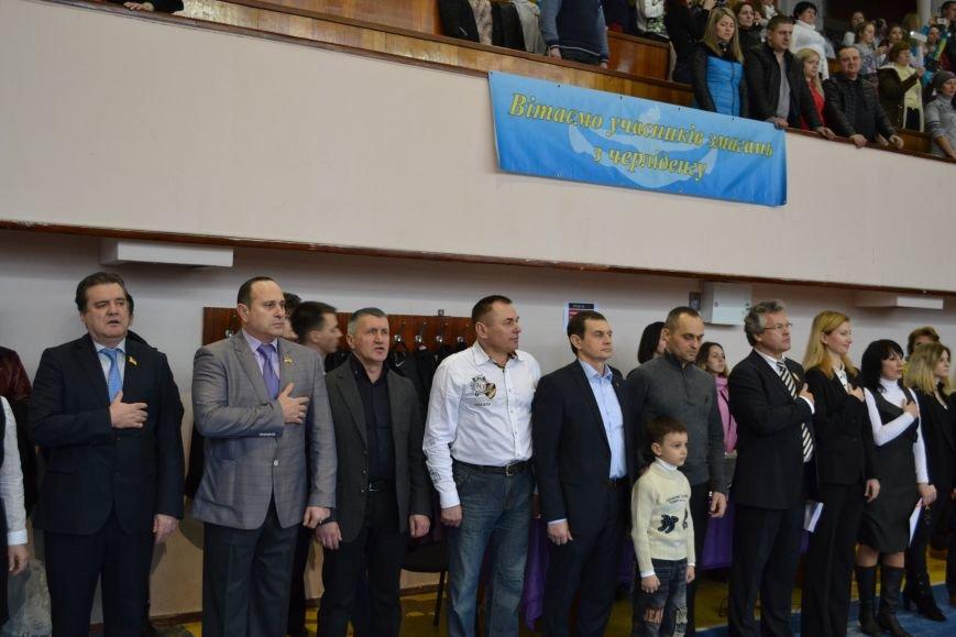 В Днепродзержинске проходит чемпионат Украины по черлидингу, фото-10