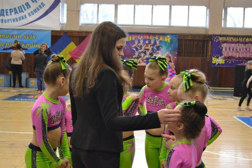 В Днепродзержинске проходит чемпионат Украины по черлидингу, фото-44