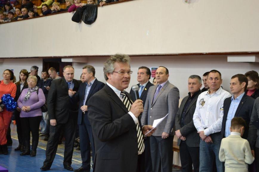 В Днепродзержинске проходит чемпионат Украины по черлидингу, фото-31