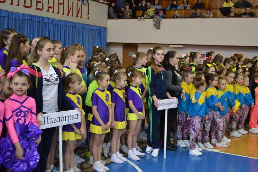 В Днепродзержинске проходит чемпионат Украины по черлидингу, фото-30