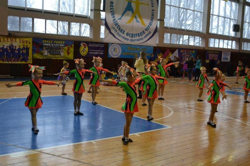 В Днепродзержинске проходит чемпионат Украины по черлидингу, фото-43