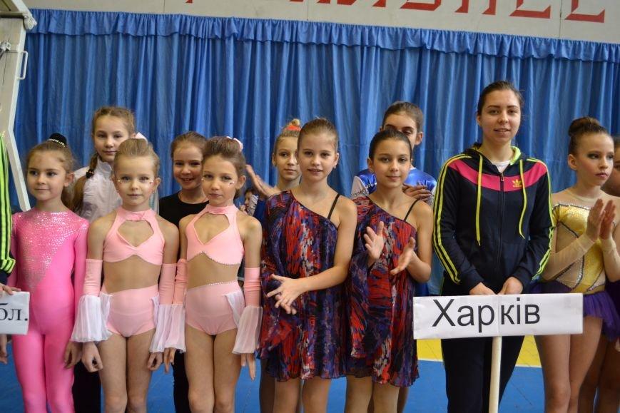 В Днепродзержинске проходит чемпионат Украины по черлидингу, фото-16