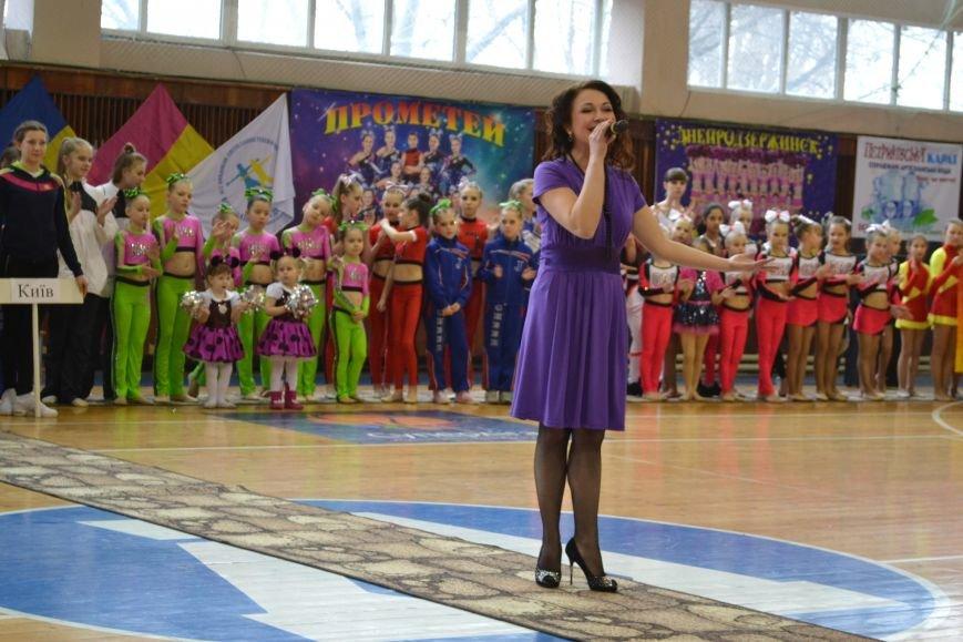 В Днепродзержинске проходит чемпионат Украины по черлидингу, фото-40