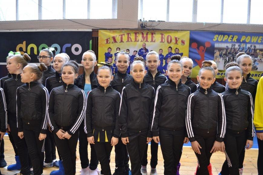 В Днепродзержинске проходит чемпионат Украины по черлидингу, фото-12