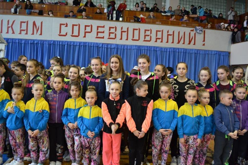 В Днепродзержинске проходит чемпионат Украины по черлидингу, фото-18