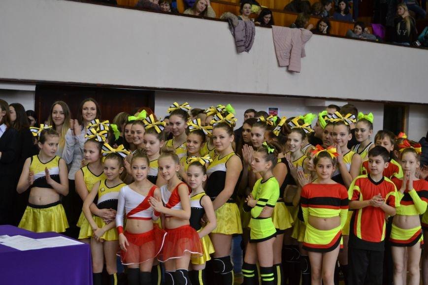 В Днепродзержинске проходит чемпионат Украины по черлидингу, фото-39