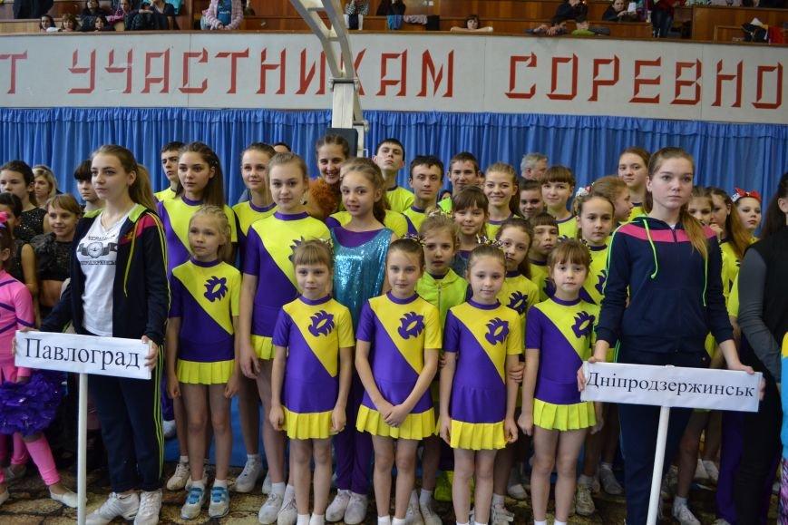В Днепродзержинске проходит чемпионат Украины по черлидингу, фото-20