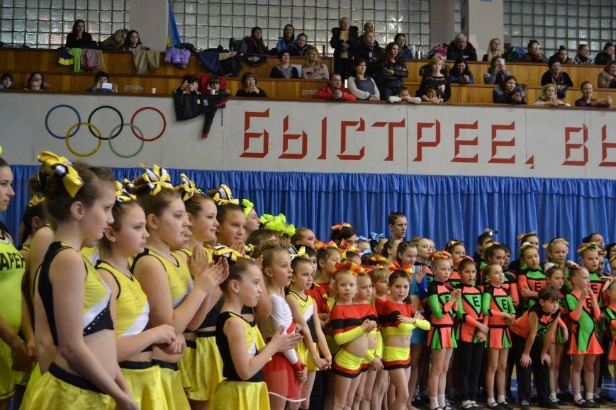В Днепродзержинске проходит чемпионат Украины по черлидингу, фото-25