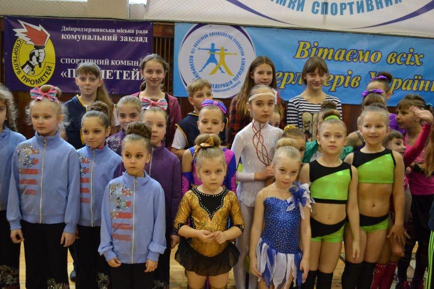 В Днепродзержинске проходит чемпионат Украины по черлидингу, фото-8