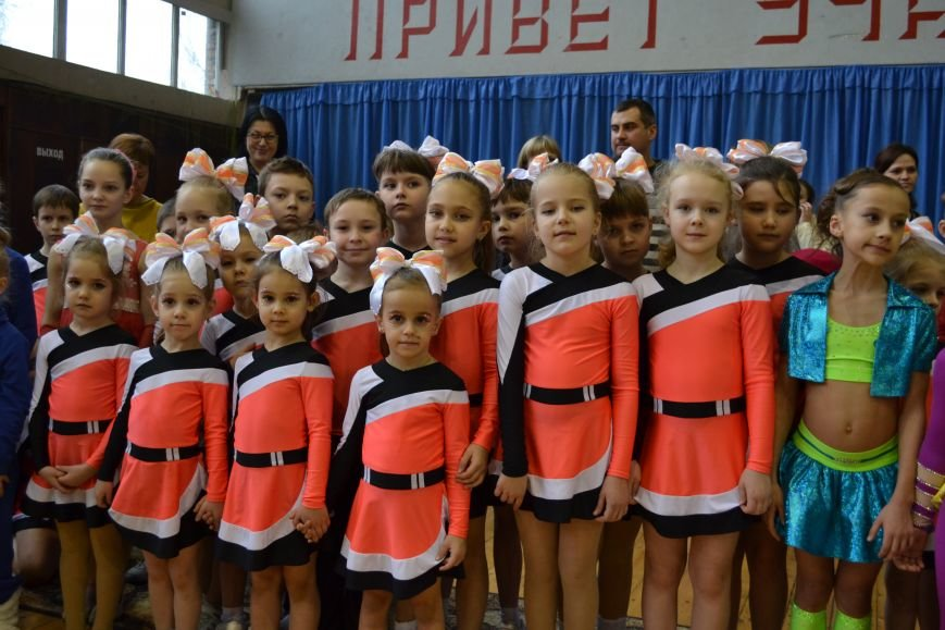 В Днепродзержинске проходит чемпионат Украины по черлидингу, фото-22